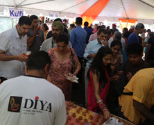 Diya Foundation at Vaisakhi Festival