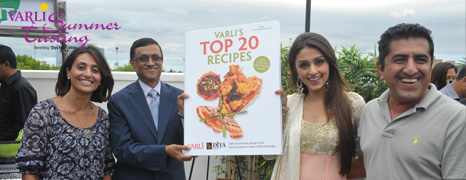 VARLI Celebrates 3 Year Anniversary with Top 20 Recipes