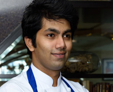 Chef Himanshu Saini Talks Street Food, Dubai and Molecular Gastronomy