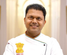 Montu Saini – Executive Chef to the President of India hosts the World's Most Exclusive Culinary Event