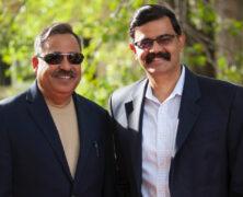 Surfy Rahman & K.N. Vinod – Turning Heads in Washington D.C.
